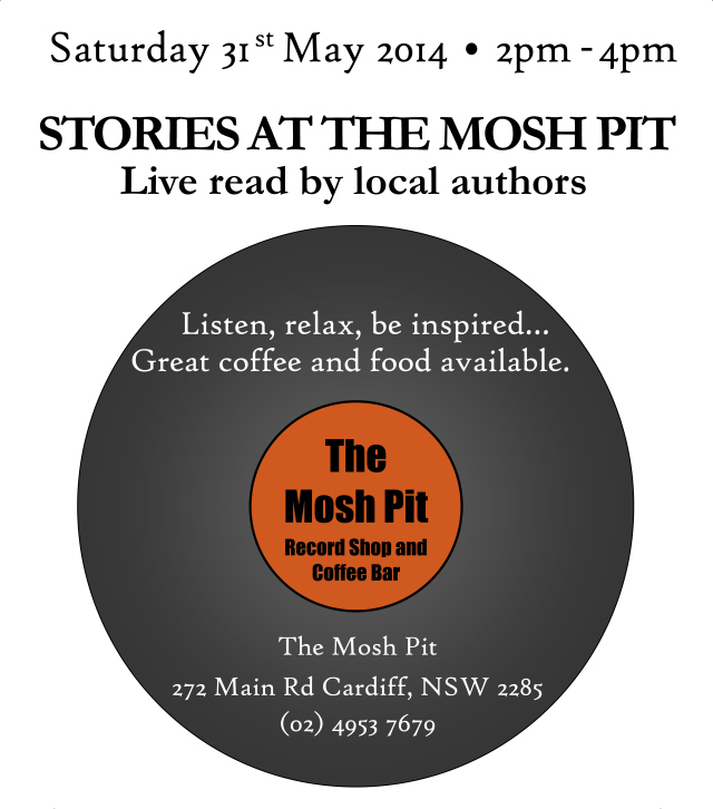 Mosh Pit live reading flyer 31 May_TRITON A4 (BLOGS FACEBOOK ETC)