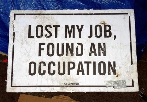 lost job image